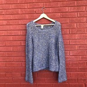{J.Jill} Oversized Knit